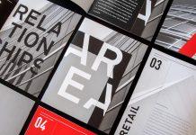 AREA branding by studio Design Ranch.