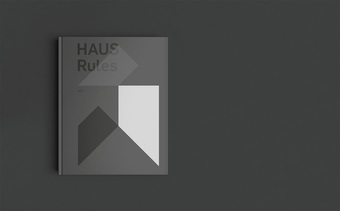 HAUS Architects Branding by Daniel Freytag