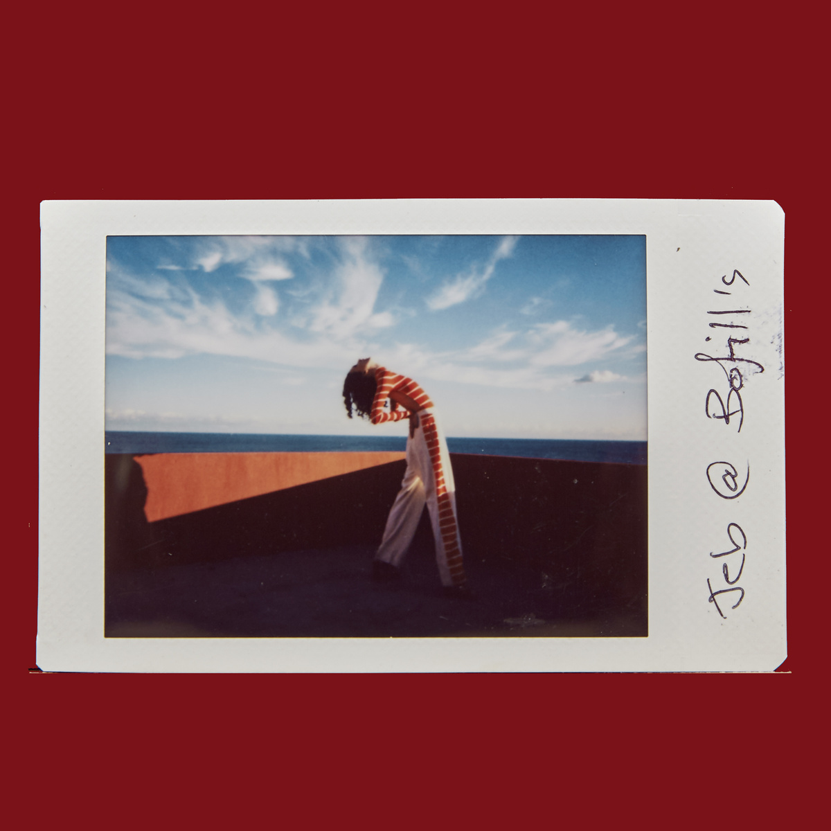 Polaroid by photographer Amanda Fordyce
