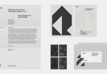 HAUS Architects branding by Daniel Freytag.