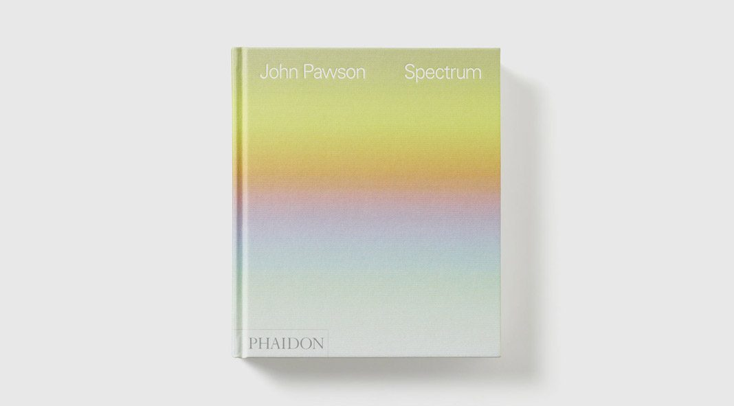 Spectrum—John Pawson's second photographic book comprising a chromatically ordered sequence of 320 images