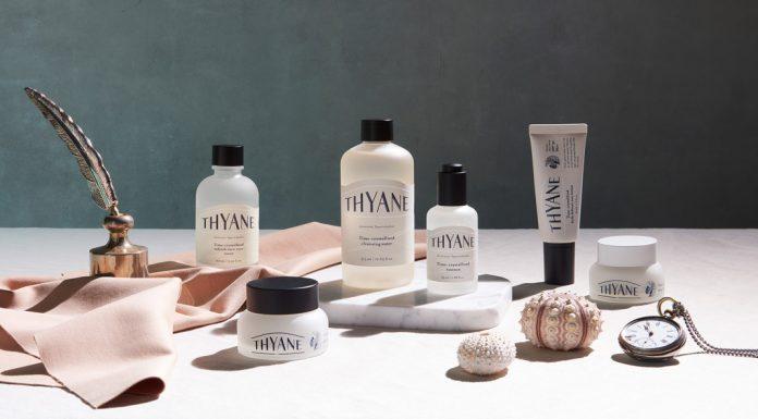 Thyane branding by CFC.