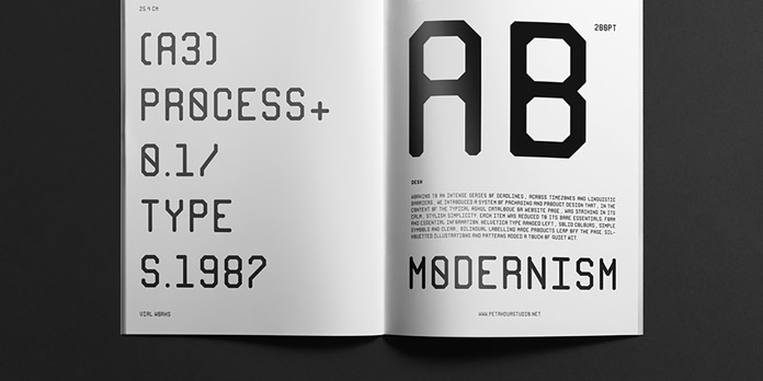 Monorama font family from Indian Type Foundry.