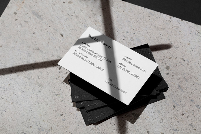 Torvits + Trench branding by Sabbath.