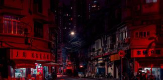 Derive - Shanghai street photography by Cody Ellingham.
