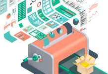 Hewlett Packard Enterprise infographics by Jing Zhang
