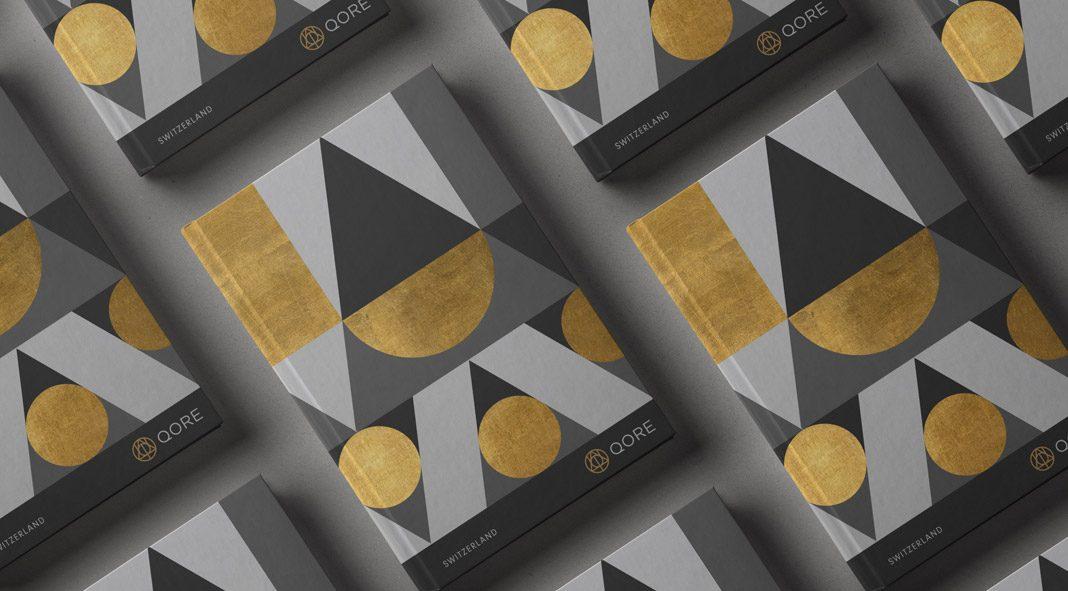 Qore branding by TRÜF