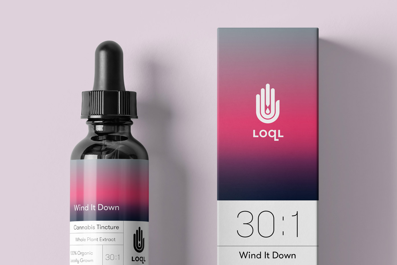 LOQL packaging design zoom