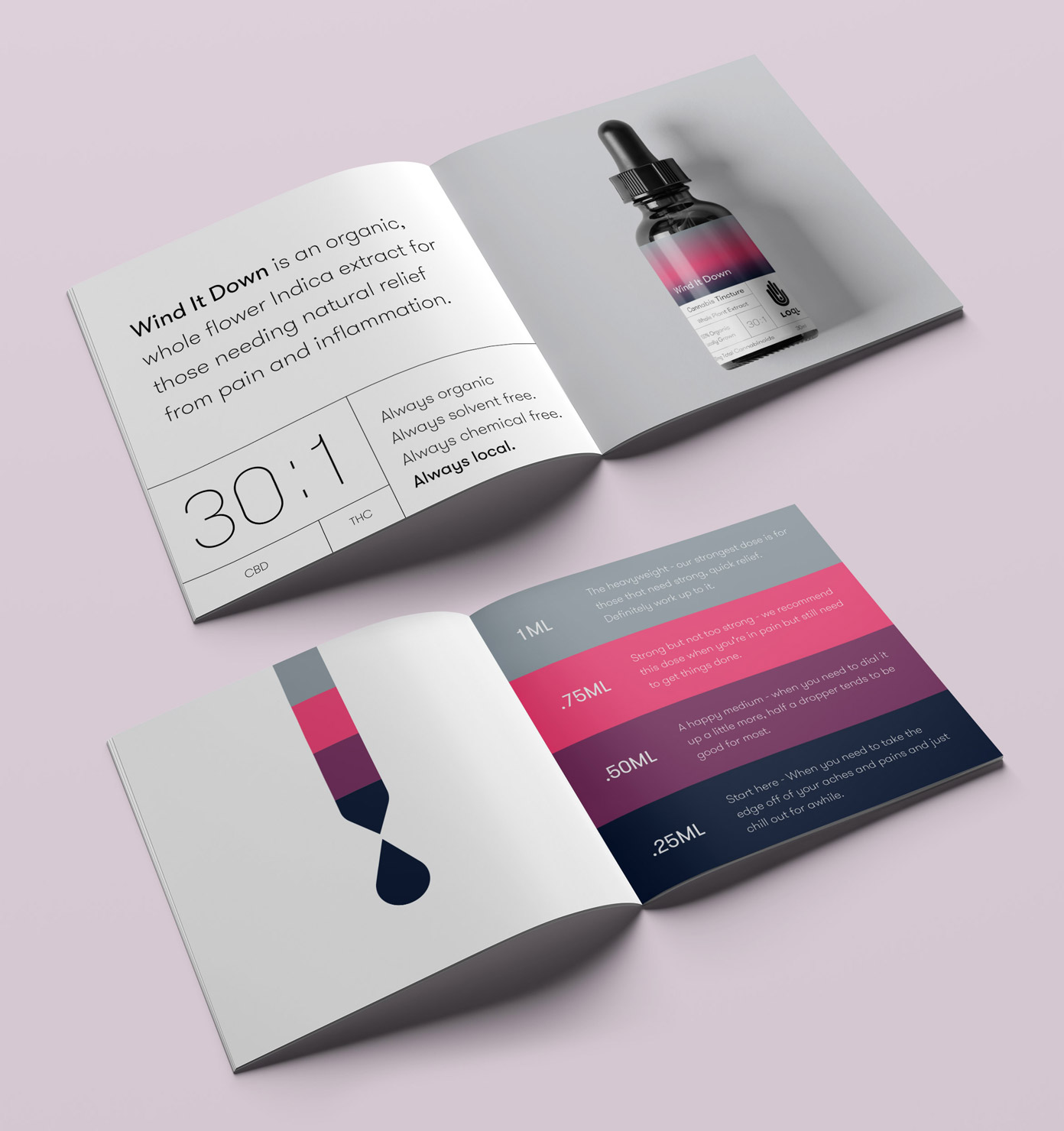 LOQL brochure spreads combo