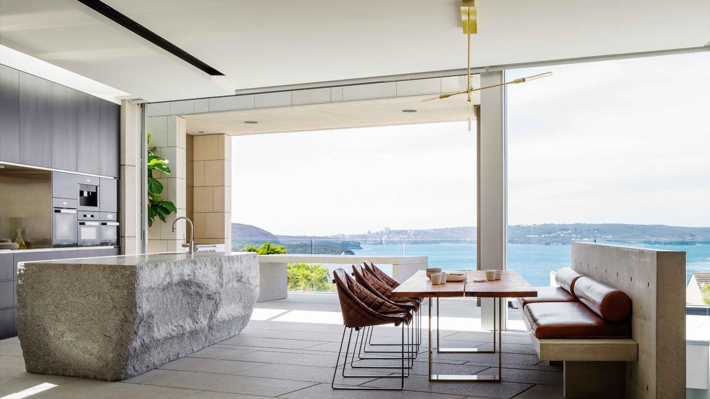 Mosman house in Sydney, Australia by SAOTA.