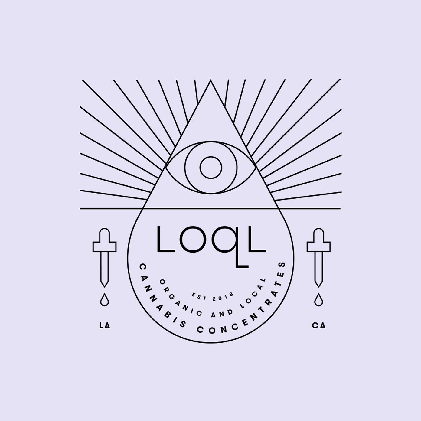 LOQL Evil Eye illustration