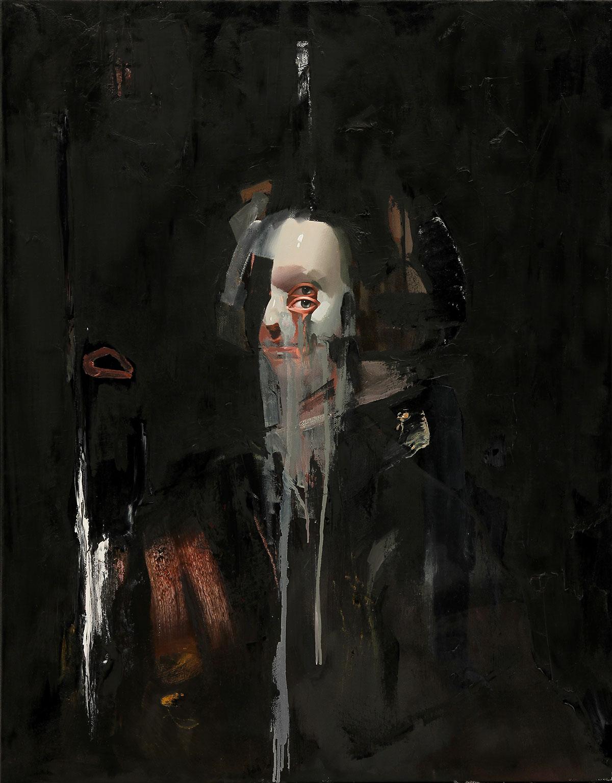Emilio Villalba, To Return, 22x28, oil on canvas, 2017