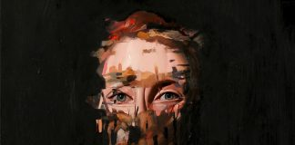 I Don't See, abstract portraits by Emilio Villalba