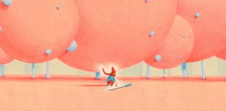 The Season Without Color—Children's book illustrations by Wenyi Geng