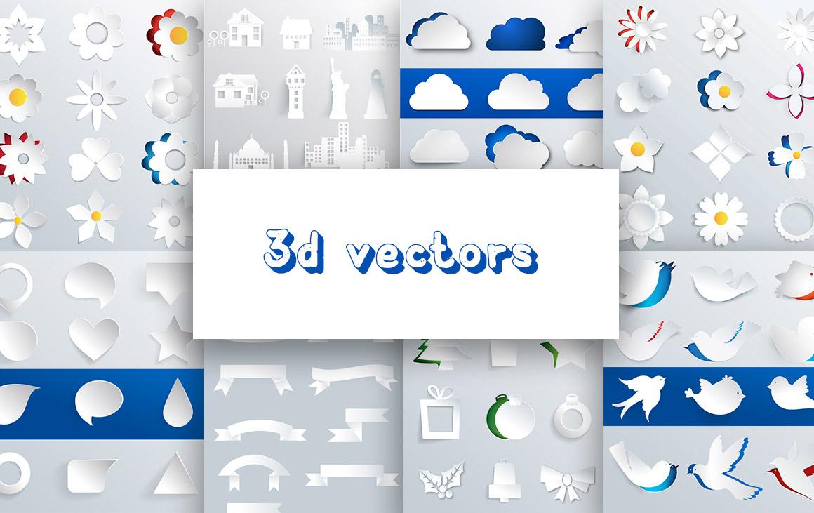 3D vectors