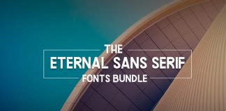 Eternal Sans Serif Fonts Bundle