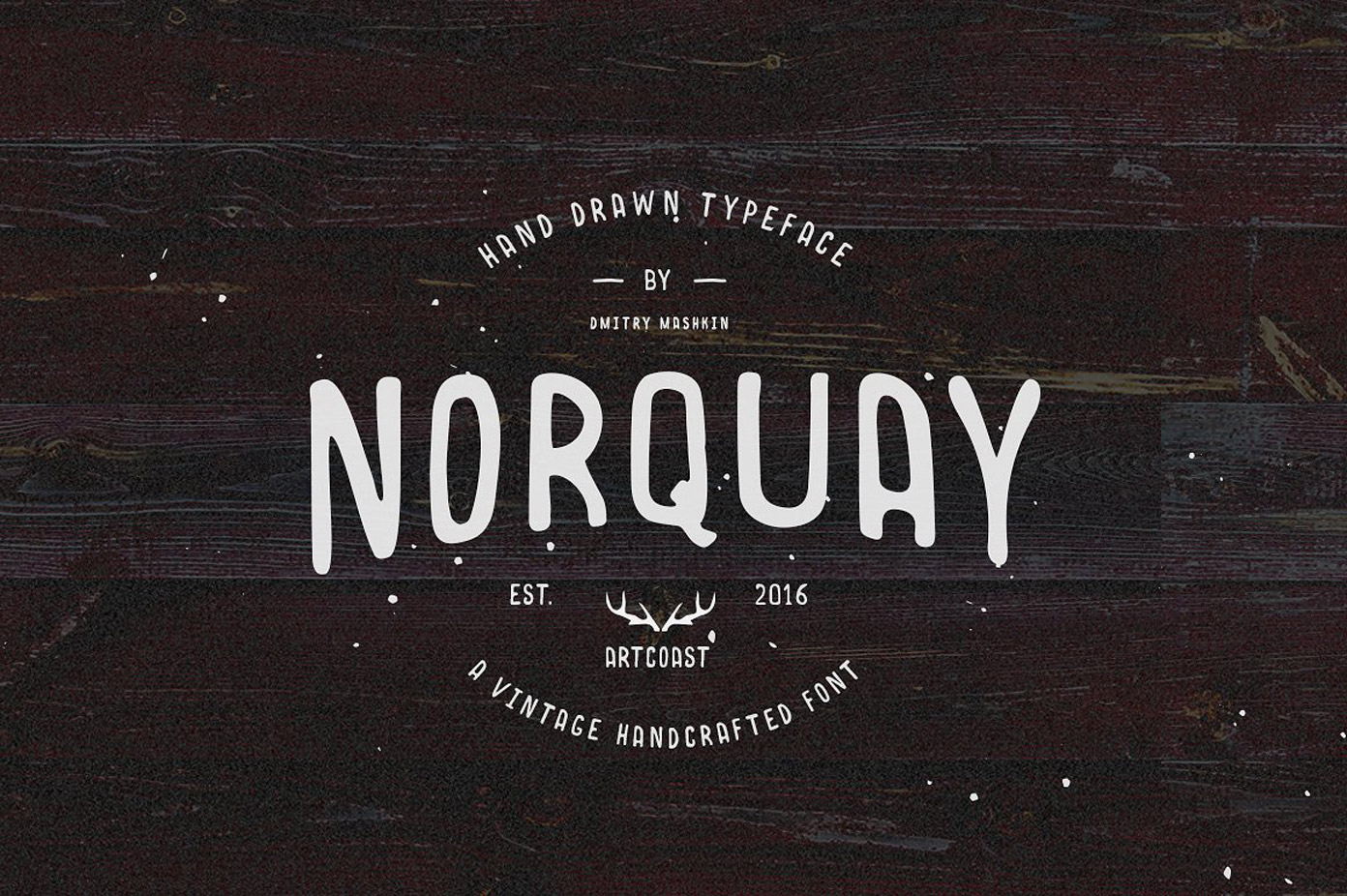 Norquay Typeface