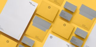Stories For Monday branding by Madelyn Bilsborough