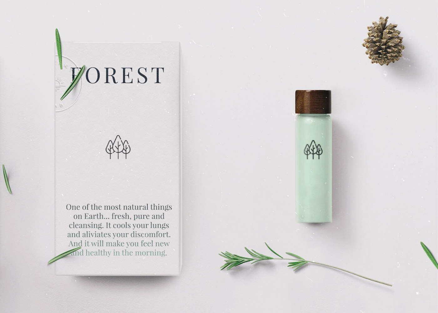 Forest smell
