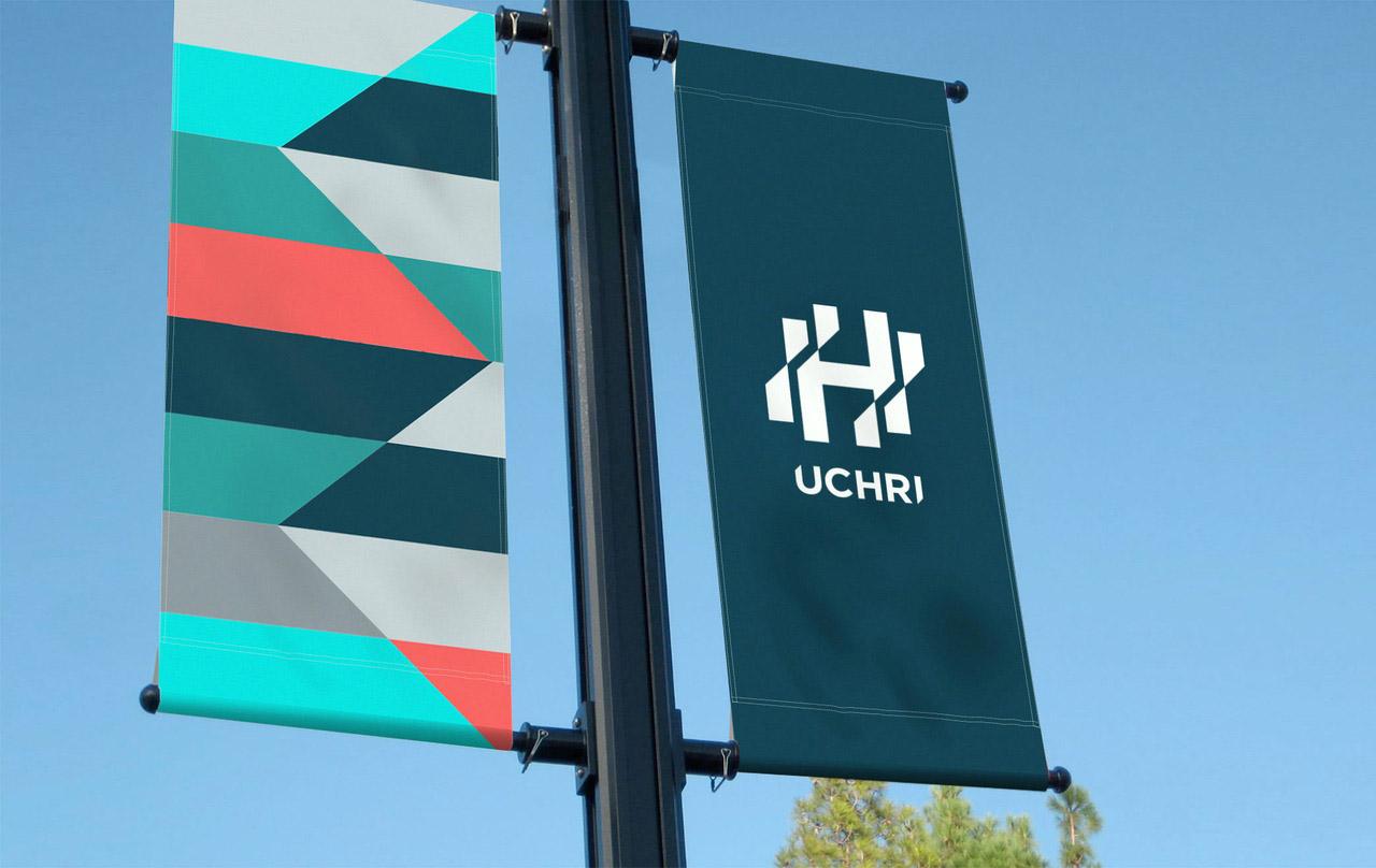 UCHRI - University of California Humanities Research Institute brand identity by TRÜF.