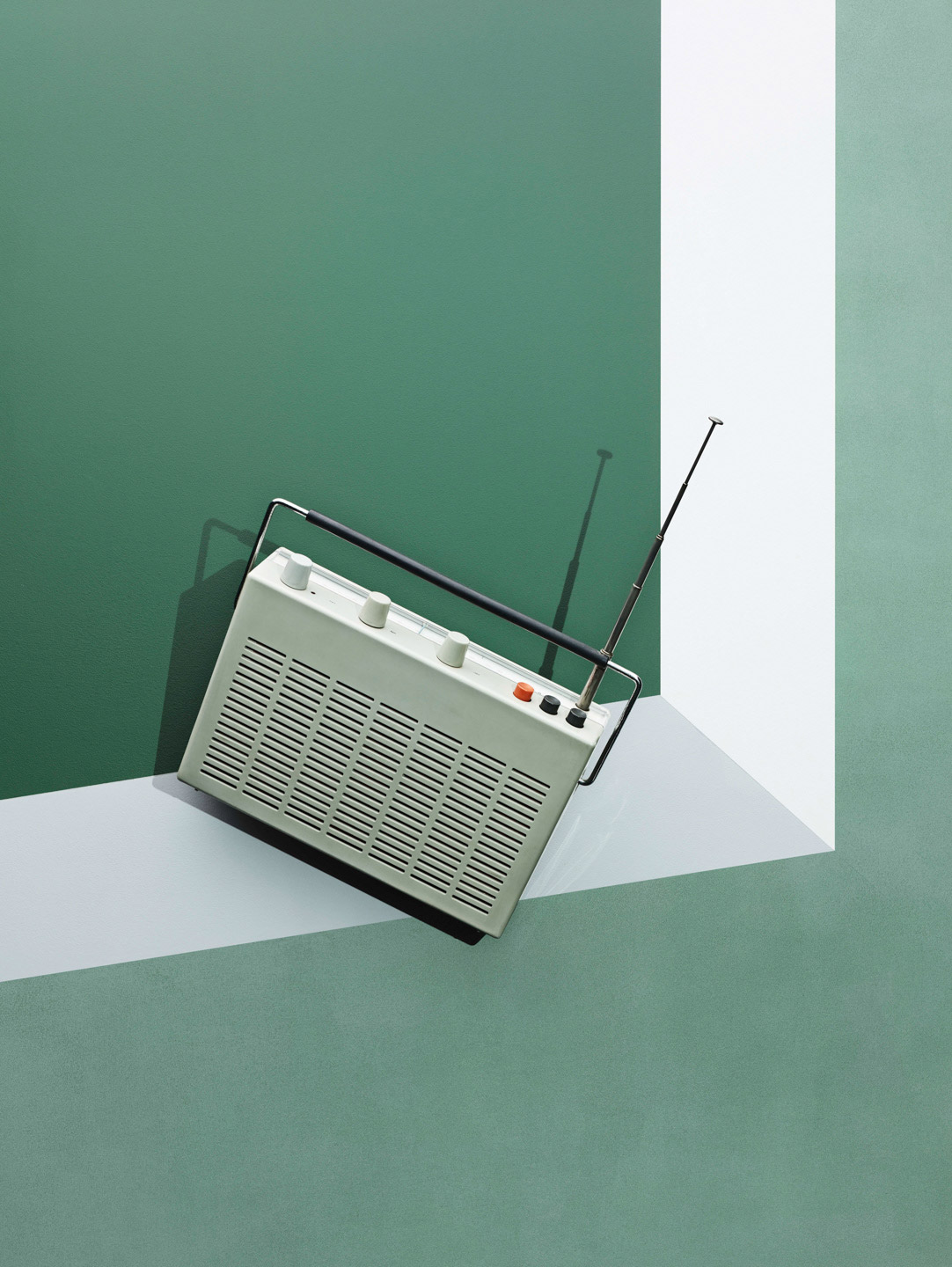 James Day: Still lives with electronic appliances designed by German Designer, Dieter Rams