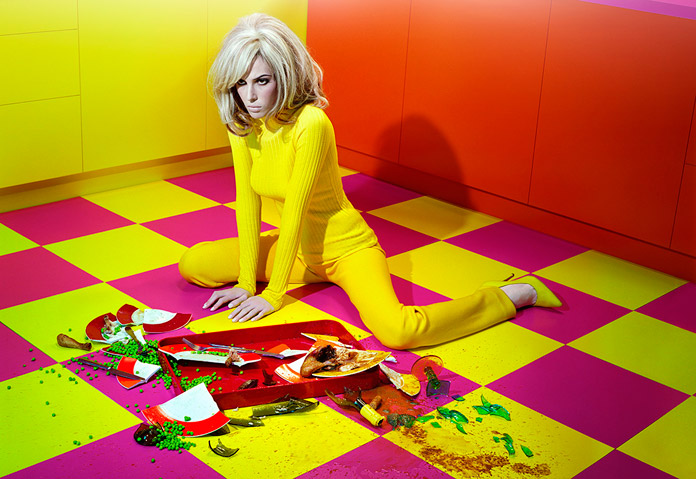 I Only Want You To Love Me #1, 2011, Miles Aldridge