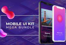 Mobile UI Kits Bundle