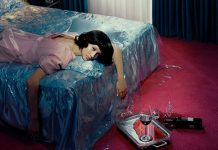 This Side of Paradise, a photographic exhibition by Miles Aldridge and Todd Hido at Huxley-Parlour Gallery,