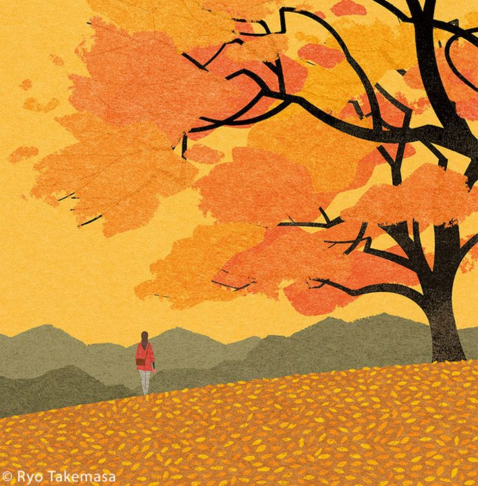 NON November 2018 - cover illustrations by Ryo Takemasa