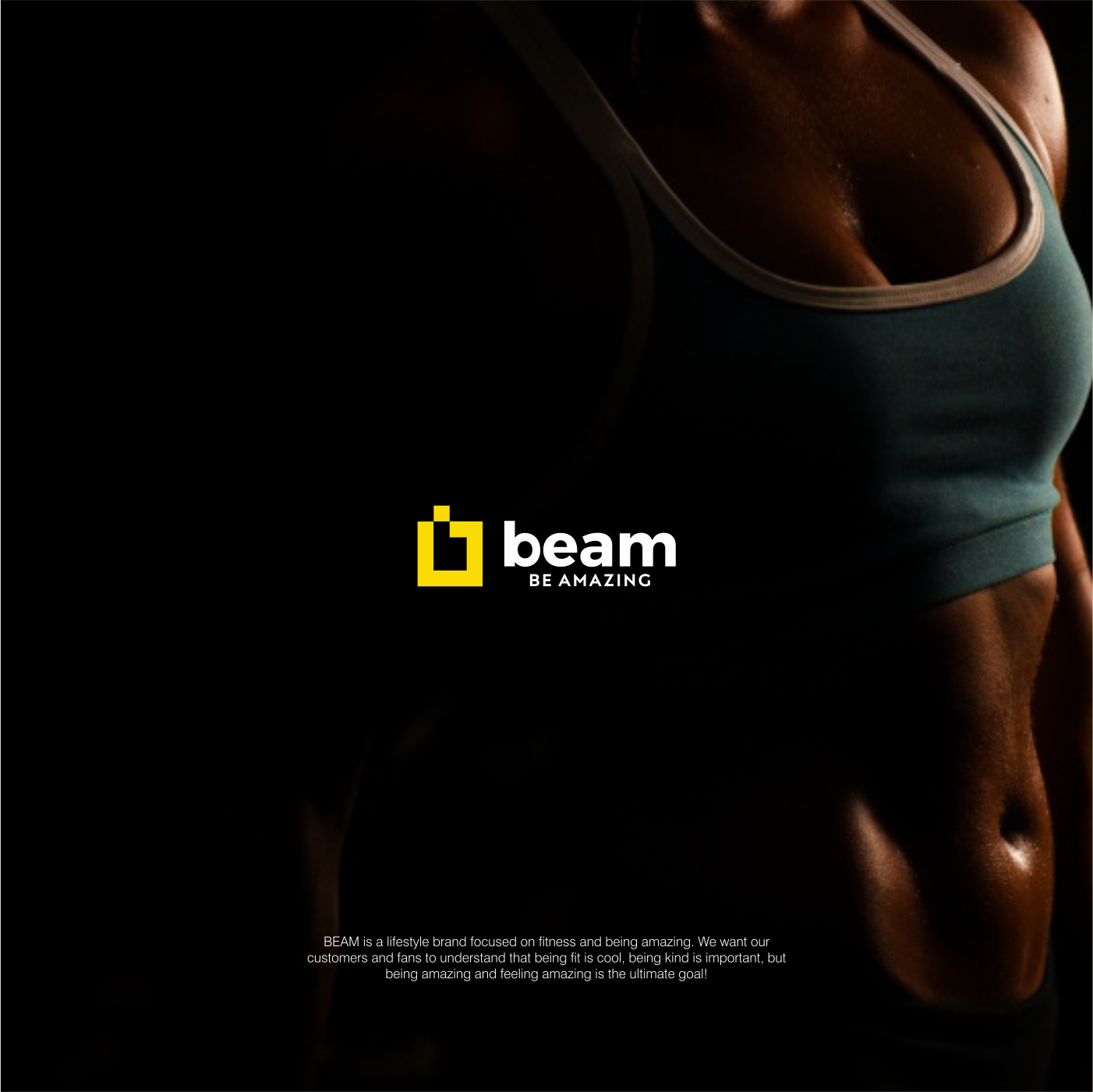 Logo design for Beam