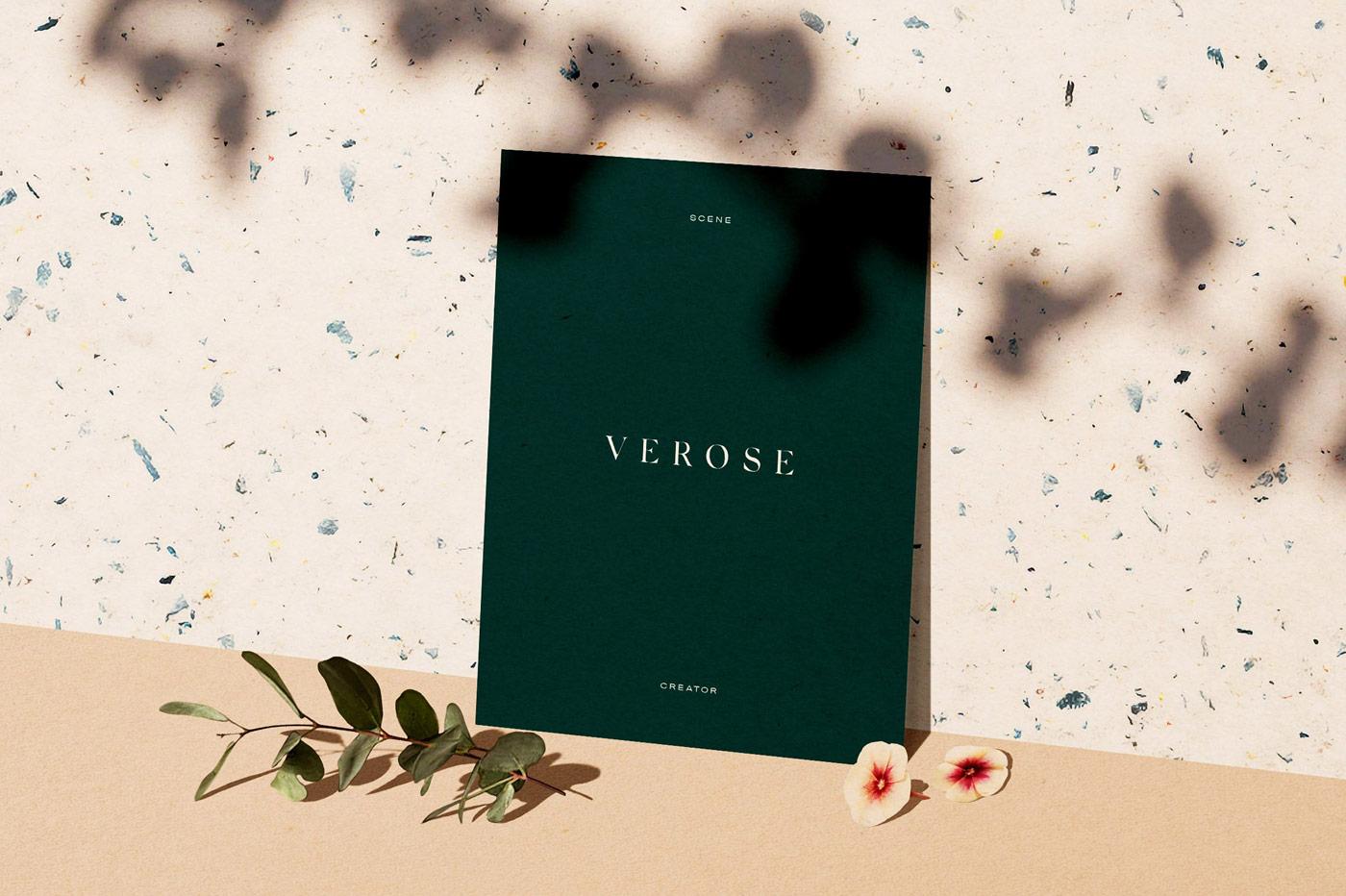 Verose scene creator from October November