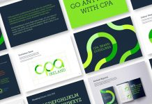 CPA Ireland branding by White Bear Studio