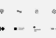 Logo designs by Sabbath Studio