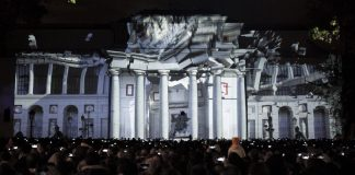 Prado Museum Bicentenary - 3D Projection Mapping by Onionlab
