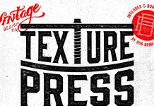 TexturePress - Textured ink stamp effects for Adobe Photoshop.