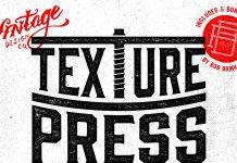 TexturePress - Textured ink stamp effects for Adobe Photoshop.