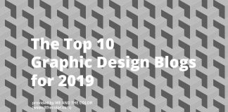 Top 10 Graphic Design Blogs 2019