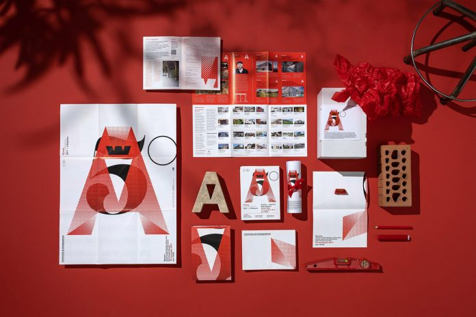 ARCHITETTI VERONA - Premio AV 5th edition - graphic design and branding by Happycentro Design Studio