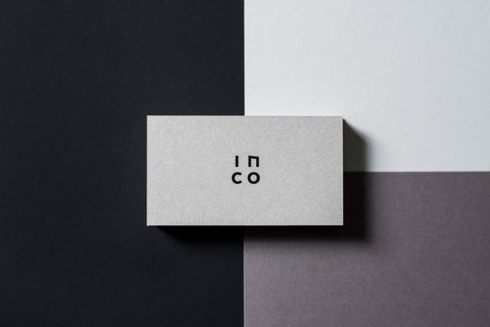 INCO Architects branding by Michał Markiewicz
