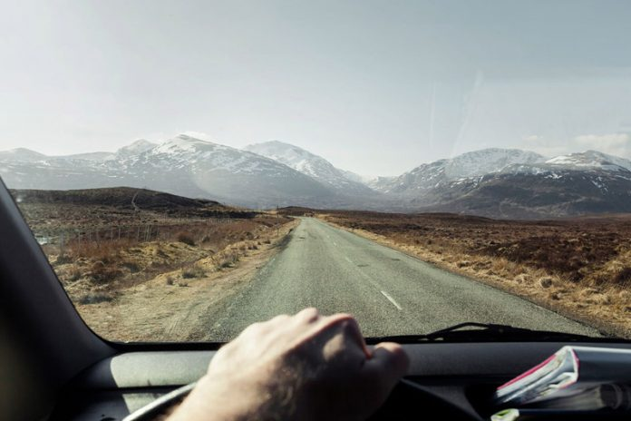 Scotland road trip photography by Mikael Broidioi aka iN Fravez