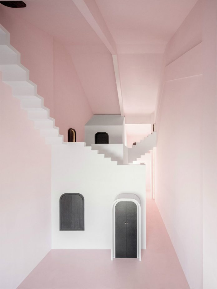 Dream, The Other Place guesthouse designed by Studio 10