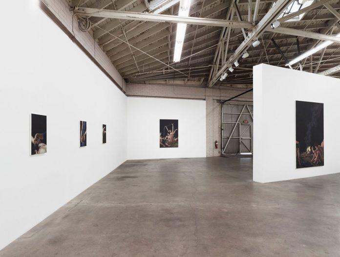 Jesse Mockrin, Syrinx, installation view at Night Gallery