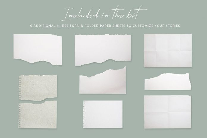 High-res paper sheets