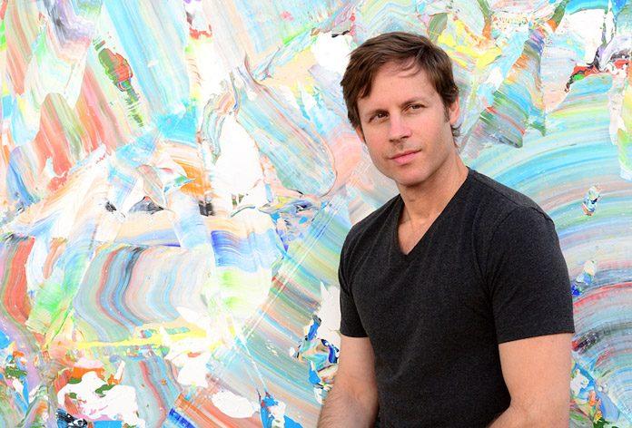 Artist Robert Standish