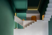 Maze and Dream, The Other Place guesthouse designed by Studio 10