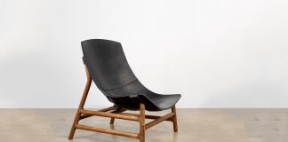 Settlers Chair by Jon Goulder