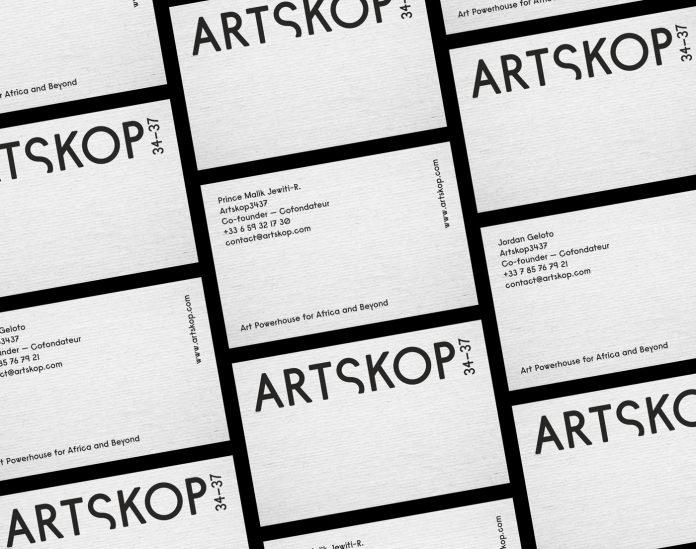 Artskop3437 branding by Brand Brothers