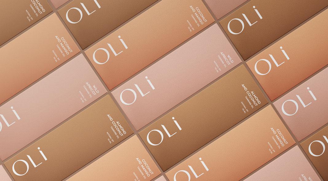 OLI Branding and Packaging Design by Anastasia Dunaeva