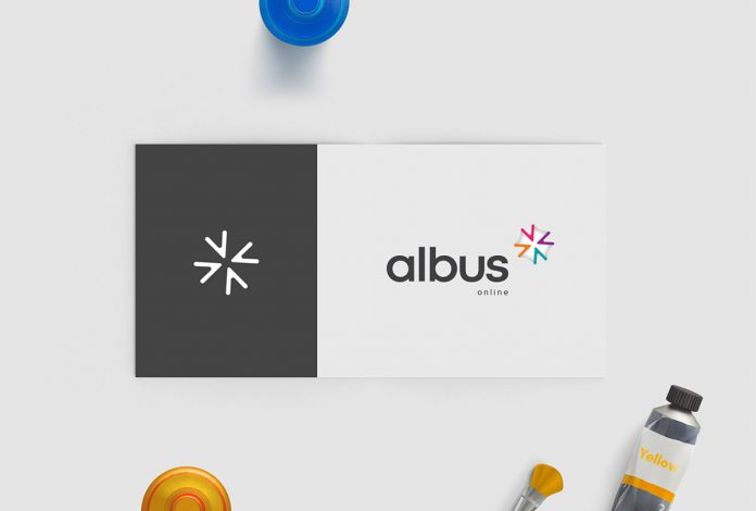 Albus rebranding by Arber Racaj