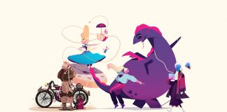 Character design challenge by Renaud Lavency